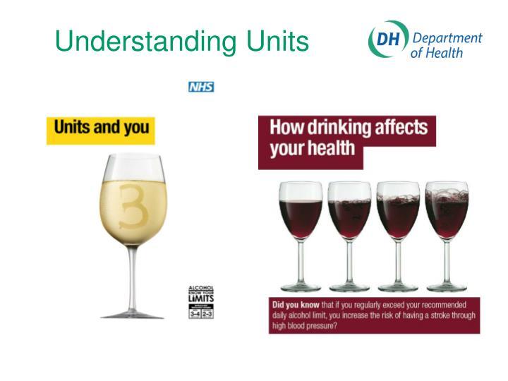 Understanding Units
