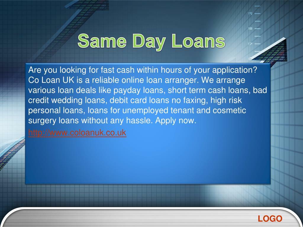 same day loans l.