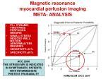 magnetic resonance myocardial perfusion imaging meta analysis