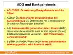 adg und bankgeheimnis13