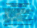 parametro del soggetto nullo o parametro pro drop
