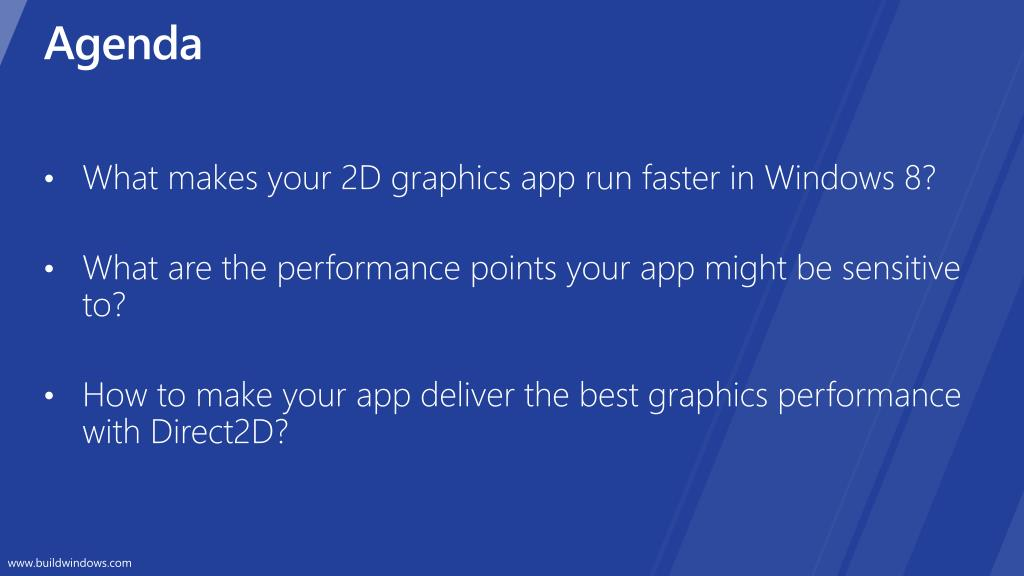PPT - Achieving high performance 2D graphics with Direct2D