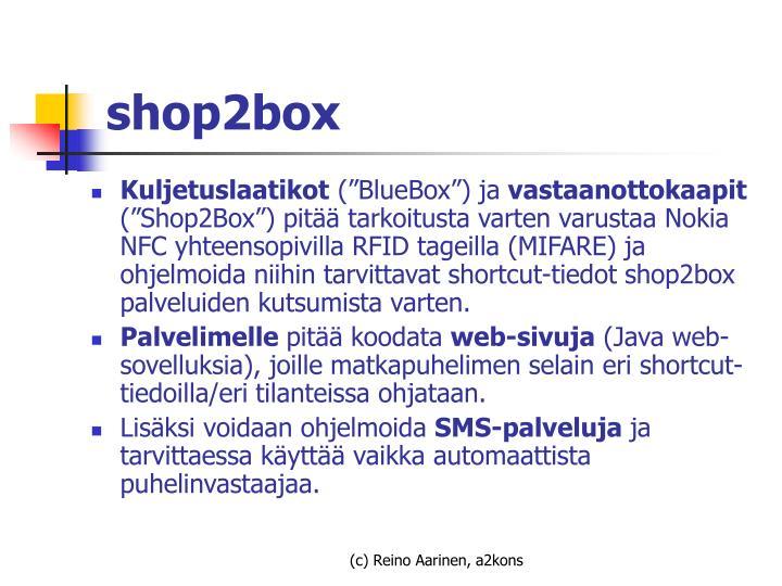 shop2box