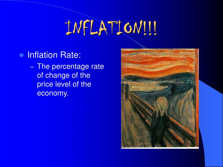 INFLATION!!!