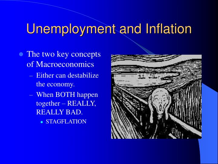 Unemployment and inflation1
