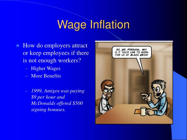 Wage Inflation