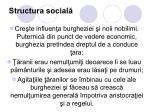 structura social