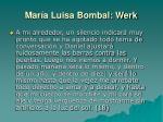 mar a luisa bombal werk33