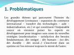 1 probl matiques