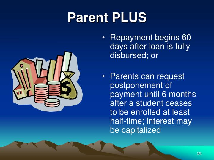 Parent PLUS