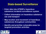 state based surveillance1
