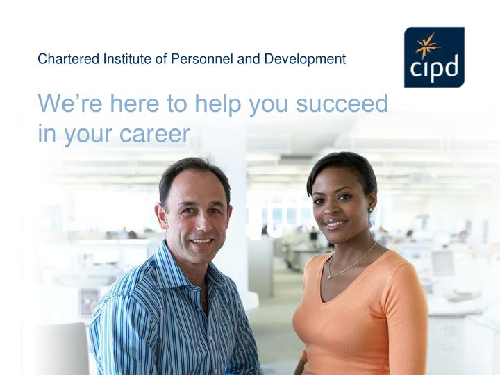 chartered institute of personnel and development n.