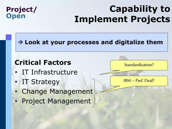 IBM – PwC Deal?