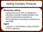 selling complex products1