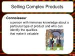 selling complex products3