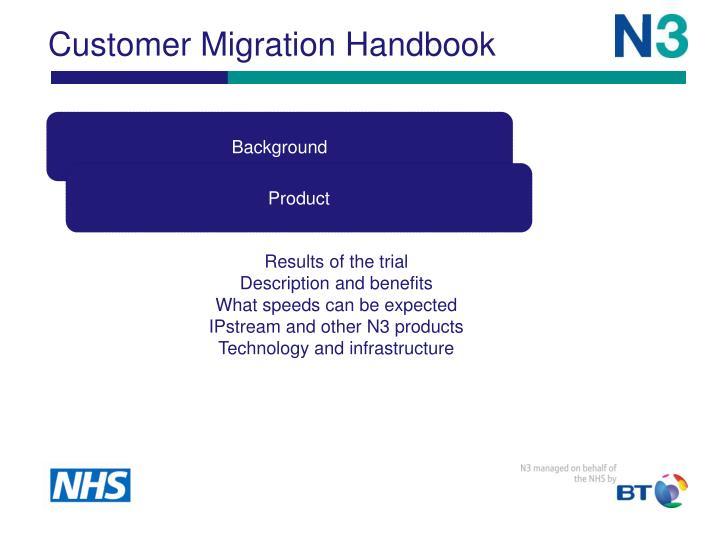 Customer Migration Handbook