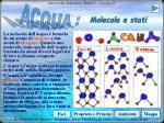 molecole e stati