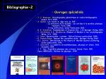bibliographie 2