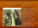 4 5 pruebas biogeogr ficas1