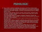 psihologic