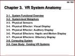 chapter 3 vr system anatomy