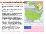 la federaci n estadounidense