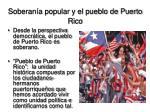 soberan a popular y el pueblo de puerto rico
