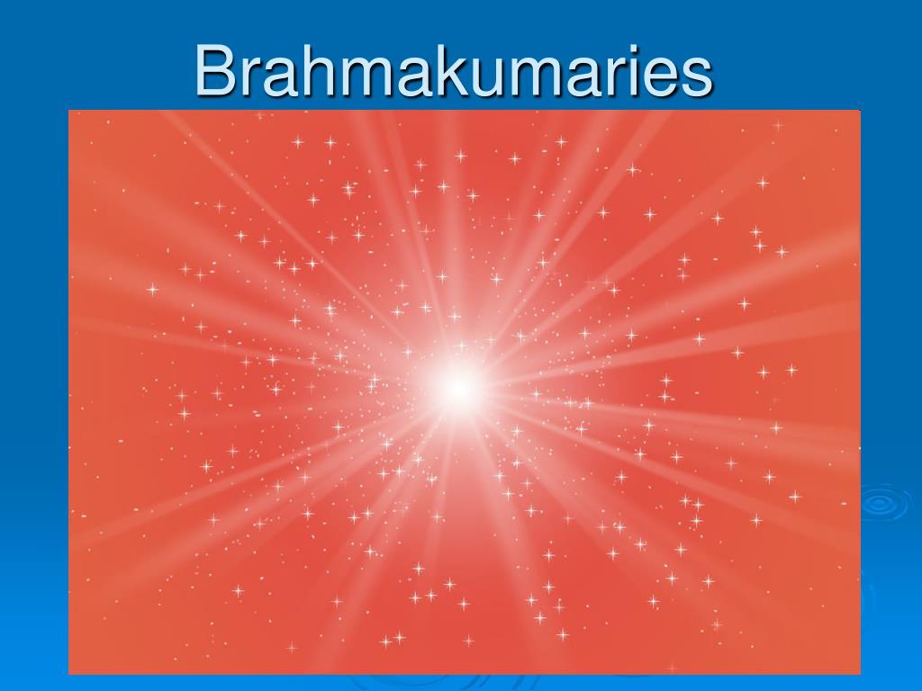 Brahmakumaries