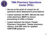 tma pharmacy operations center poc