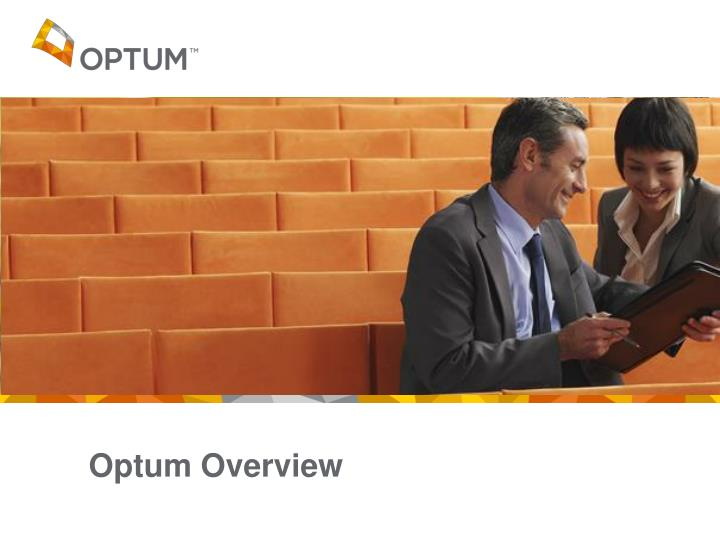 Optum Overview