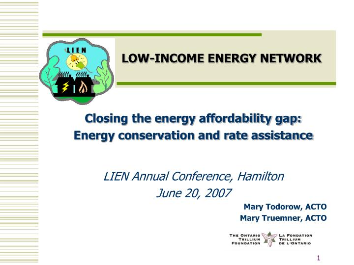 low income energy network n.