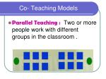co teaching models1