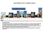 delivered duty unpaid ddu