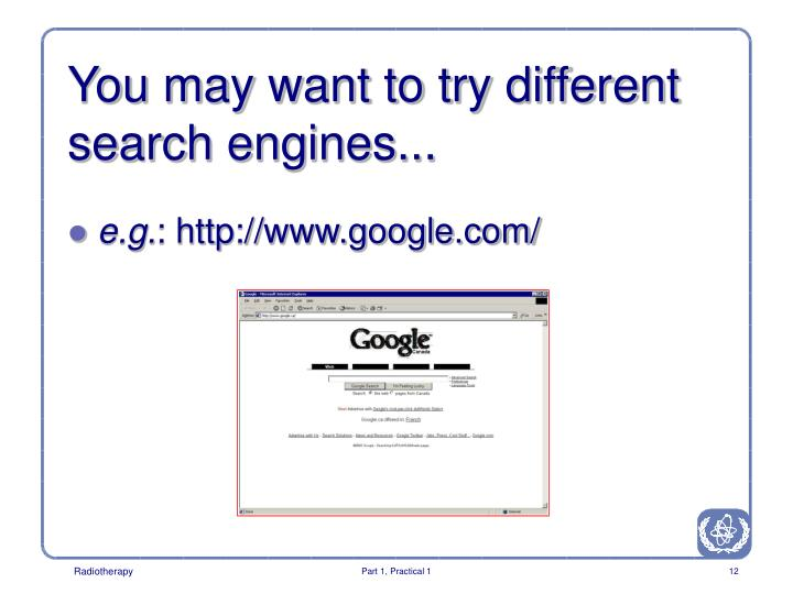 You may want to try different search engines...