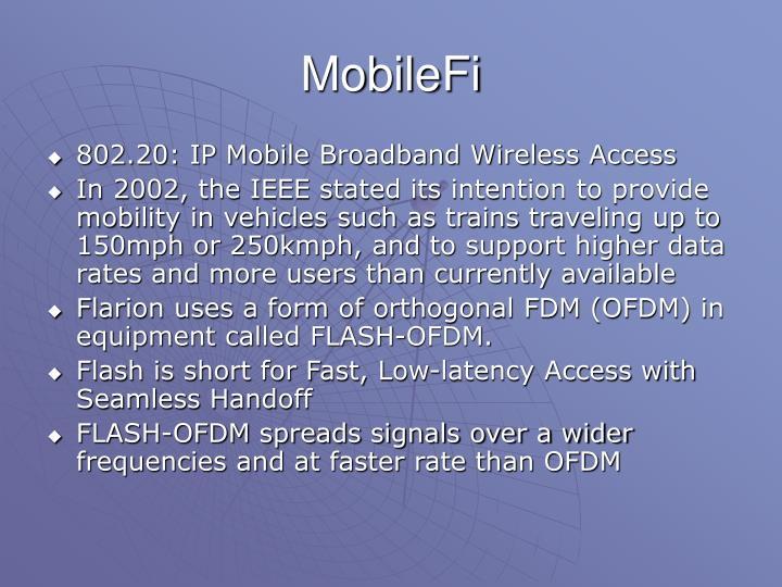 MobileFi