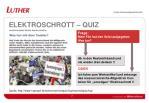 elektroschrott quiz