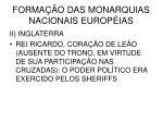 forma o das monarquias nacionais europ ias4