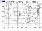 center of gravity ex 1 map 2