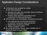 application design considerations1