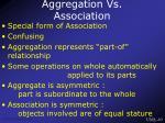 aggregation vs association