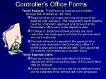 controller s office forms8