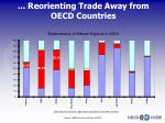 reorienting trade away from oecd countries1