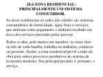 20 4 zona residencial principalmente um sistema consumidor4