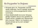 hz peygamber in do umu2