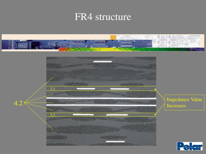 FR4 structure