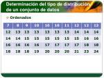 determinaci n del tipo de distribuci n de un conjunto de datos1