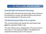 13 2 the price level and inflation1