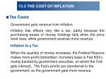 13 3 the cost of inflation1
