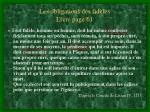 les obligations des fid les livre page 61