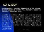 adi 1232 df
